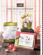 Stampin Up 2009 Idea Book & Catologue