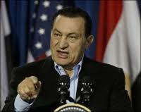 Teks Pidato Presiden Hosni Mubarak