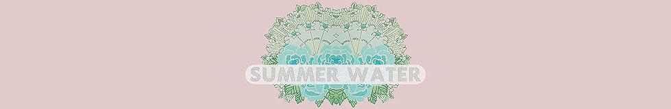 summer water - anabela carneiro + caitlin holcomb