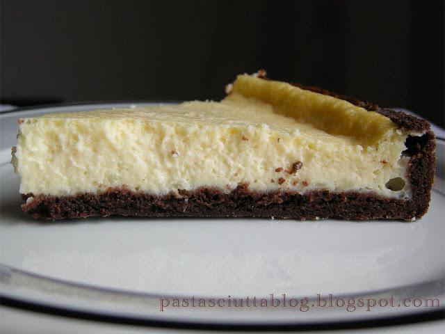 Black Bottom Cheese Cake