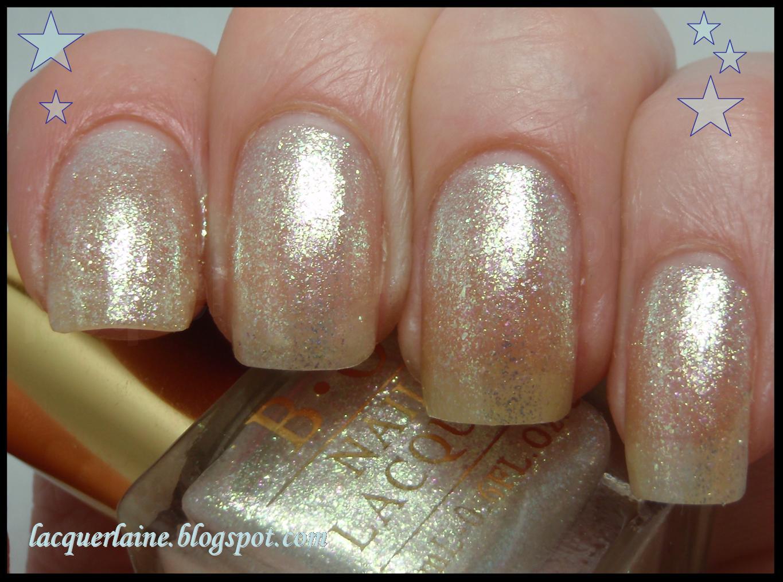 Lacquer Laine: Glitter Nail Polish - Born Pretty Review