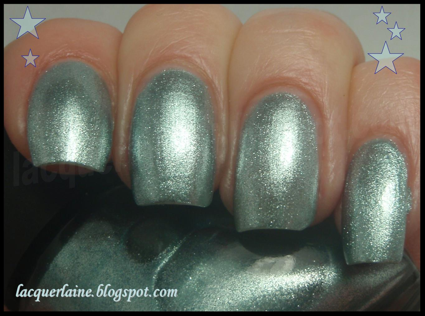 Lacquer Laine: Nicole by OPI - Liquid Metals