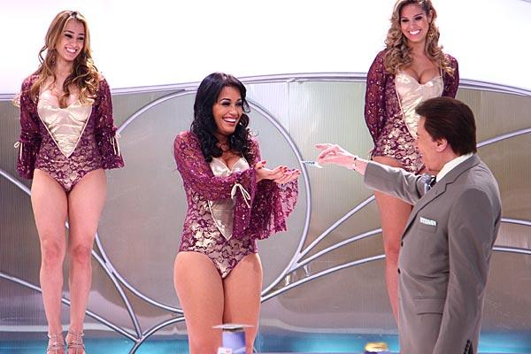 Bailarinas Do Faust O Silvio Santos E Gugu