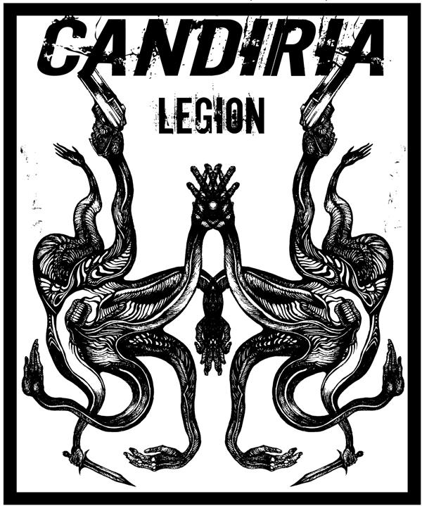 Legion Tee Shirt Template
