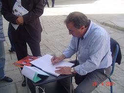 D.Juan Antonio Quintana Aguilar Director del IES Al-Baytar.