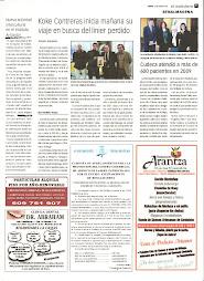ARTÍCULO NOTICIERO 23-1-2010 ACTIVIDAD INTERCULTURAL PERSONAS FAMOSAS IES AL BAYTAR.