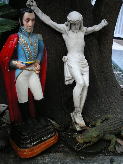 De la Serie Bolivar Testigo