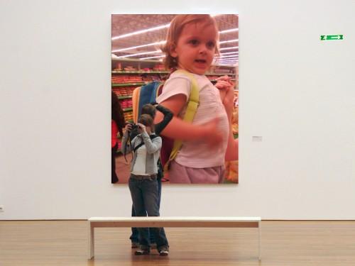 Constanza en el Museo