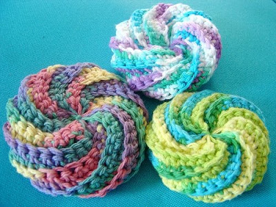 Purling Sprite : Scrubbies Pattern