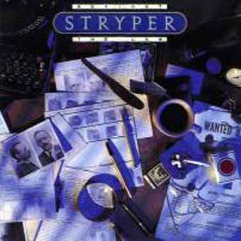Stryper - Against the Law ( 1990 )