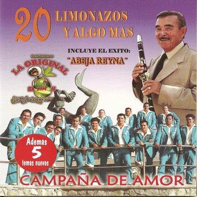 La Original Banda El Limon - 20 Limonazos Y Algo Mas 2cpw1g3