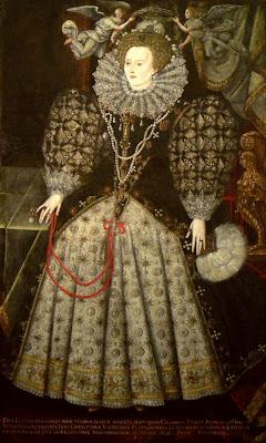 La Coronación de Isabel I