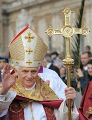Thank You Pope Benedict XVI!!