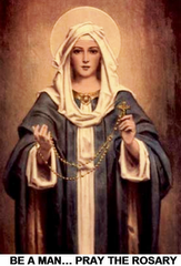 Holy Rosary of the Blessed Virgin Mary