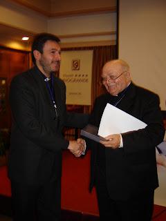 Pbro. Dr. Gerardo Galetto y Mons.Elio Sgreccia