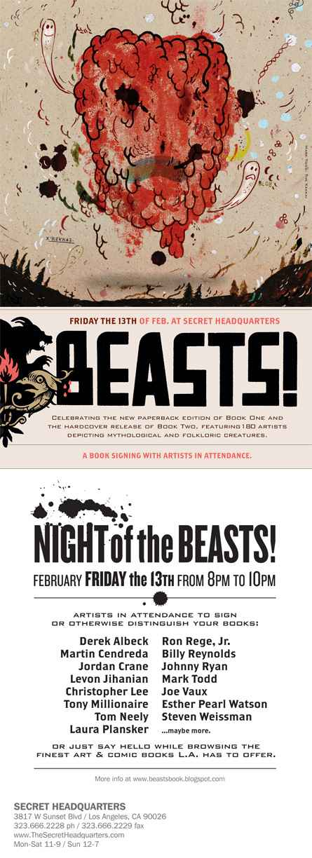 Night of the Beasts