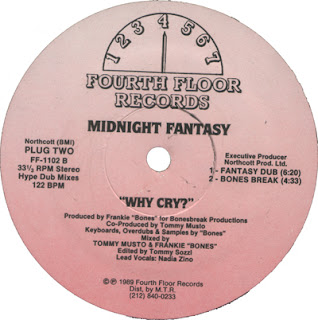 Midnight Fantasy ft. Nadia - Why Cry