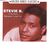 Stevie B - In My Eyes [Cd Maxi Single 1997]