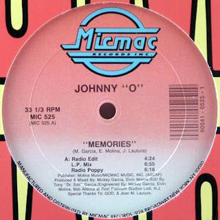 johnny o-memories