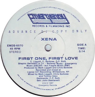 Xena - First One,First Love [12'' Vinyl 1987]