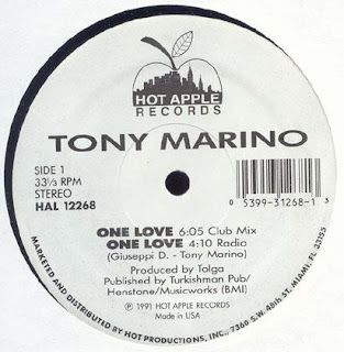 Tony Marino - One Love [12'' Vinyl 1991]