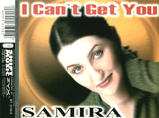 Samira - I Can't Get You [Maxi Single 1998]
