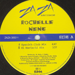 Rochelle - Nene [12'' Vinyl 1996]
