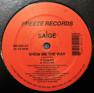 Cover Album of Saige - Show Me The Way
