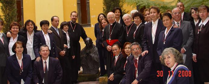 Grupo de Misioneros. 2008.