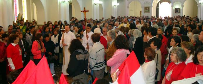 Fiesta de la Divina Misericordia 2009. Jesús en Ti confío