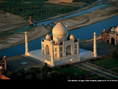 wallpaper of taj mahal. Taj Mahal In Agra India