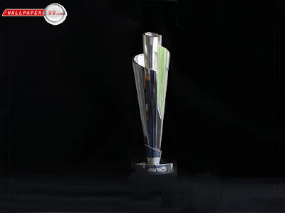 ICC T20 World Cup 2009 Trophy Wallpapers