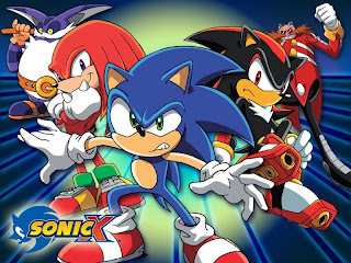 Sonic X - S01, E02: Sonic to the Rescue/Escape From Area 99!