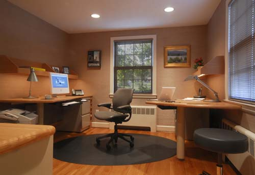 Photo junction interior design home office room photos for Office design gallery