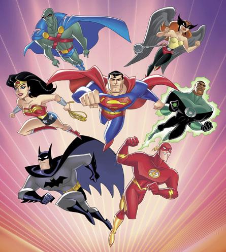 Bilinick Justice League Cartoon Photos