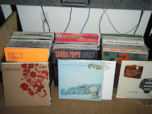 My Meager Record Collection