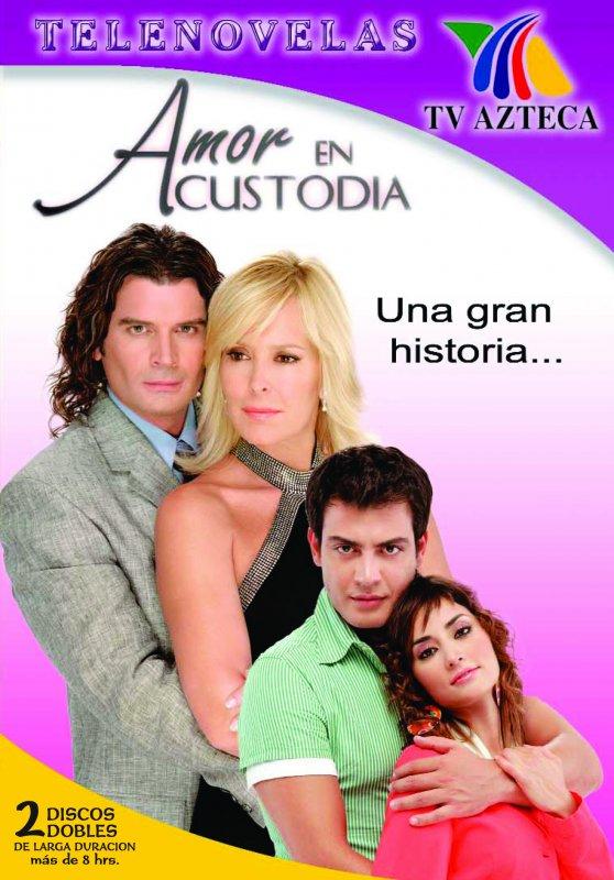 Amor en Custodia Telenovela Capitulos Completos