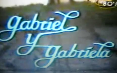 CINE Y TV.: gabriel y gabriela 1982 (drama) (telenovela) (mexicana)