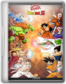 Download Jogo DragonBall vs Street Fighter PC