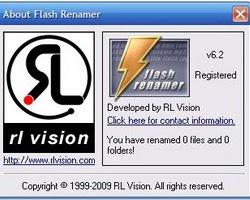 Download Flash Renamer 6.2 - Portátil