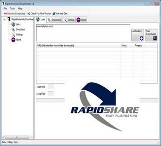 rapidshare Download Rapidshare Auto Downloader 3.6