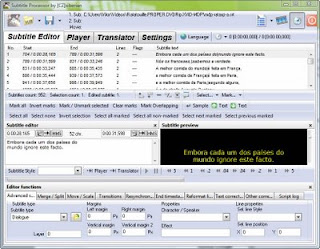 Baixar - Subtitle Processor 7.7.1.0
