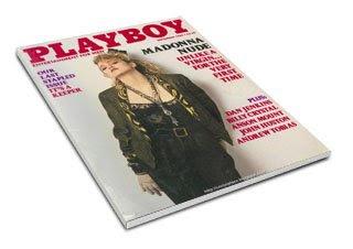 Revista Playboy Madonna - Setembro de 1985