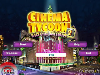Cinema Tycoon 2: Movie Mania - PC Game - Portátil