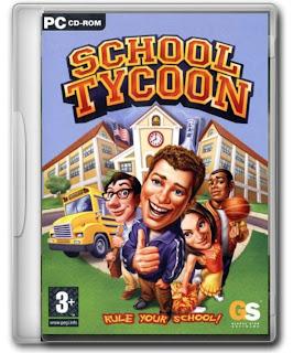 School Tycoon - PC Game - Completo + Tradução Pt-Br