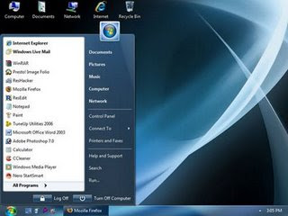 Download - Thema Windows 7 Glass - 2009