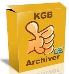 Baixar - KGB Archiver 2 beta 2
