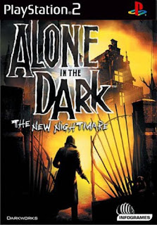 PS2 - Alone In The Dark: Near Death Investigation