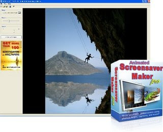 Baixar - Animated Screensaver Maker 1.0