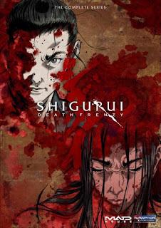 Download - Shigurui - 1ª Temporada Mp4 - Legendado